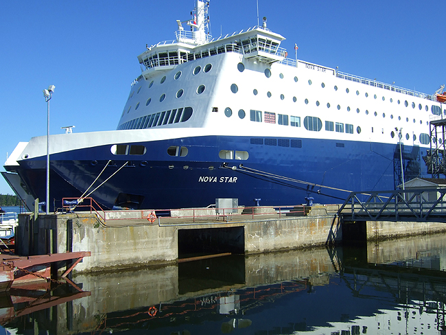 Nova Star Cruises Portland To Yarmouth Nova Scotia